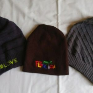 Other - Bundle of Beanies